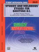 Studies & Melodious Etudes  Baritone Bc