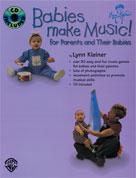 Babies Make Music Book & CD
