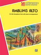 Ambling Alto - Alto Sax and Piano