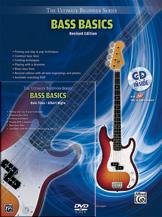 Alfred Titus/Nigro            Bass Basics - Revised Edition- Book/CD/DVD