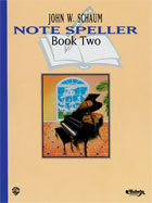Note Speller, Book 2 (Revised) [Piano]