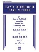 Belwin Intermediate Band Method [B-Flat Bass Clarinet]