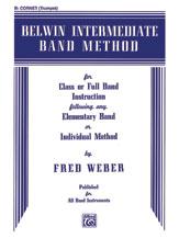 Belwin Intermediate Band Method [B-Flat Cornet (Trumpet)]