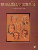 Burgmüller-Schaum, Book Two (Op. 109) [Piano]