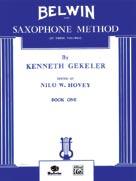 Belwin Saxophone Method, Book 1