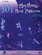 101 Rhythmic Rest Patterns Cornet