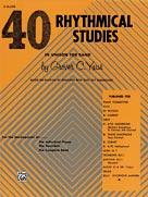 40 Rhythmical Studies  Flute / Piccolo