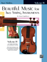 Beautiful Music for Two String Instruments, Book IV [2 Violins]