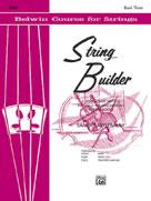 String Builder, Book III [Viola]