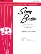 String Builder, Book III [Cello]