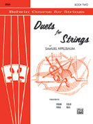Duets for Strings, Book II [Cello]
