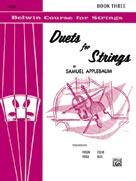 Duets for Strings, Book III [Violin]
