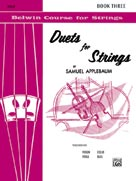 Duets for Strings, Book III [Cello]