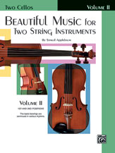 Beautiful Music for Two String Instruments, 2 Cellos/Volume 2