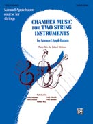 Chamber Music for Two String Instruments, Book I [2 Violins]