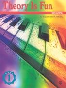 Theory Is Fun, Book 1 [Piano]
