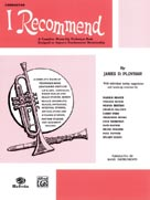 I Recommend Tenor Saxophone
