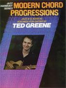 Ted Greene Modern Chord Progressions