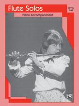 Flute Solos Bk1 Accompaniment