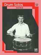 Alfred  Barnett  Drum Solos Volume 1 - Snare Drum Solo Book
