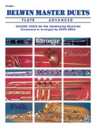 Belwin Master Duets Saxophone: Intermediate, Vol. 1 - Sax Duet AA