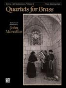 Quartets for Brass: Easy-Intermediate, Volume 1 - Treble Clef Instruments