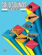 Solo Sounds (1-3), Clarinet Vol. 1