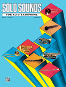 Solo Sounds / a Sax V 1,lv 1-3