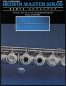 Belwin Master Solos V1 Advanced (Flute) [Piano Acc.]