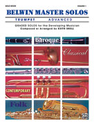Belwin Master Solos for Trumpet, Volume 1 Advanced