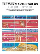 Belwin Master Solos for Flute, Volume 1 Easy