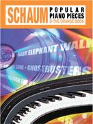 John W. Schaum Popular Piano Pieces, D : The Orange Book [Piano]