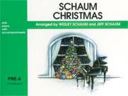 Schaum Christmas Pre-A (Green)