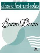 Classic Festival Solos (Snare Drum), Volume 1 Solo Book [Snare Drum]