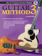 21st Century Guitar Method, Book 3 (with CD)