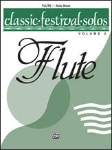 Classic Festival Solos, Flute Vol. 2