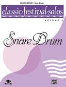 Classic Festival Solos, Snare Drum Vol. 2
