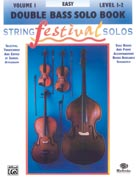 String Festival Solos, Volume I [Double Bass Solo]