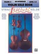 String Festival Solos, Volume II [Violin Solo]