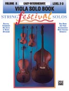 String Festival Solos, Volume II [Viola Solo]