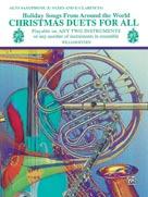 Christmas Trios for All - Alto Saxophone