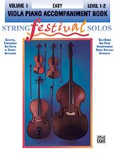 String Festival Solos, Volume I [Viola Piano Acc.]