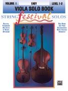 String Festival Solos, Volume I [Viola Solo]