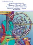 Classical Trios For All - Alto Sax