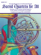 Sacred Quartets For All