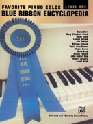 Blue Ribbon Encyclopedia, Level 1 - Piano