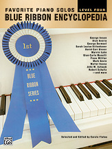 Blue Ribbon Encyclopedia, Lvl. 4 - Piano