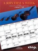 A Rhythm A Week - Viola
