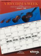A Rhythm A Week - Cello/Bass