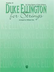 Duke Ellington for Strings - Violin 2 Book
